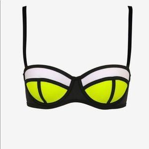 Triangle Neoprene Bikini size Small